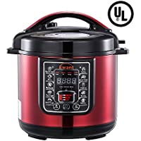 Ewant 6 QT Multifunctional Electric Pressure Cooker + $5 GC