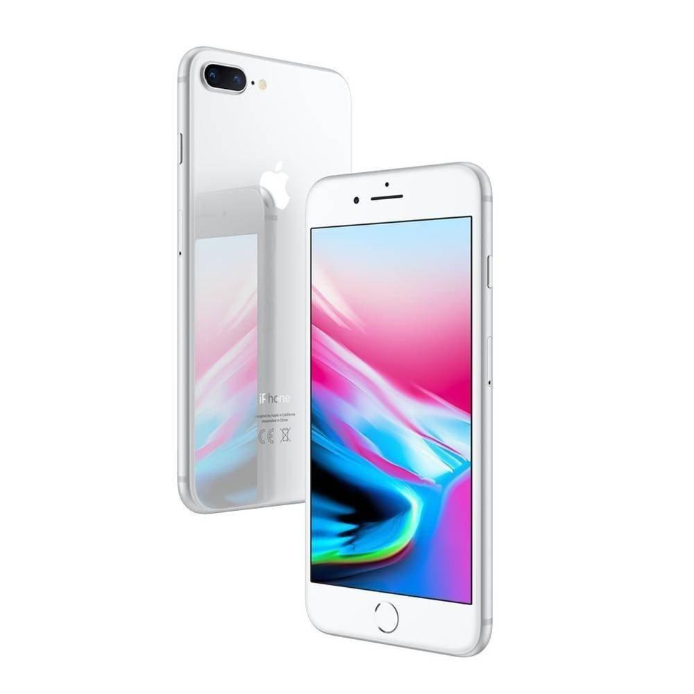 8e82c4f88dc iPhone 8 Plus Apple Prata