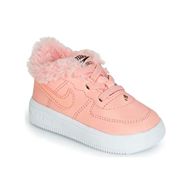 79491d8c33 Amazon.com | Nike Force 1 Kids Toddler Kids Av0751-600 | Sneakers