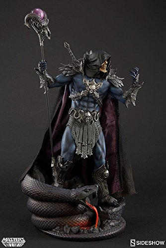 Sideshow Masters of the Universe Collectibles MUTO Skeletor Giant 21 Inch Statue