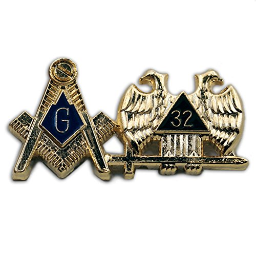 masonic-exchange-square-and-compass-32nd-degree-eagle-lapel-pin