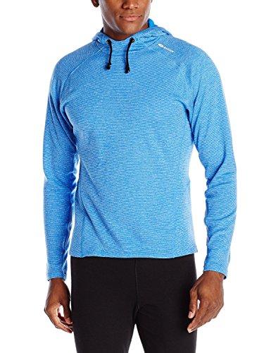 Sugoi Mens 65120U Endurance Athletic Hoodies, True Blue - 5 ()