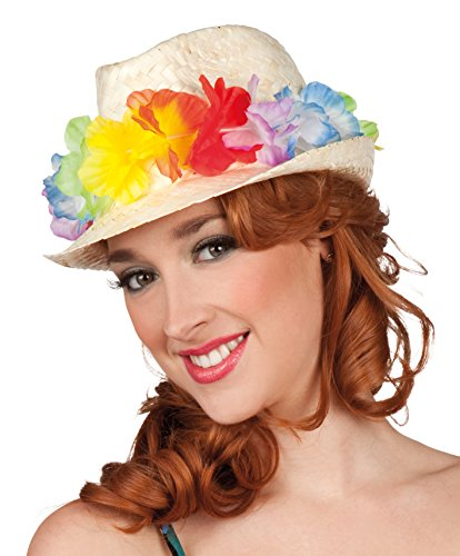 c090b5c26a6e8 Collar Hawaiano cóctel (gorro  sombrero)