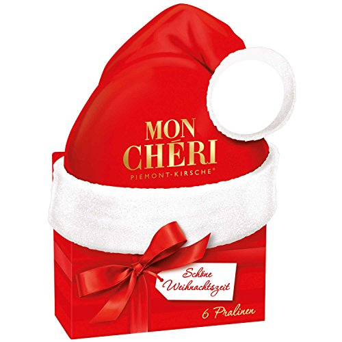 Mon Chéri Christmas Decoration, 4 Pack (4 x 63 g)