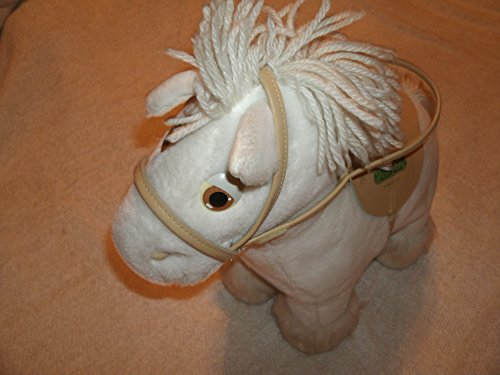 Vintage 1984 Cabbage Patch Kids Original Show Pony with Saddle and Reins