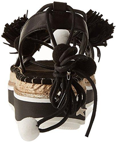 Sandales 6 Nero Noir Plateforme Femme 561272 BATA ZTwx1zq7x