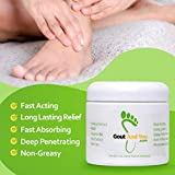 Therapeutic Gout Relief Cream with Arnica