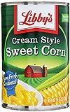 Libbys Cream Style Sweet Corn, 14.75 oz