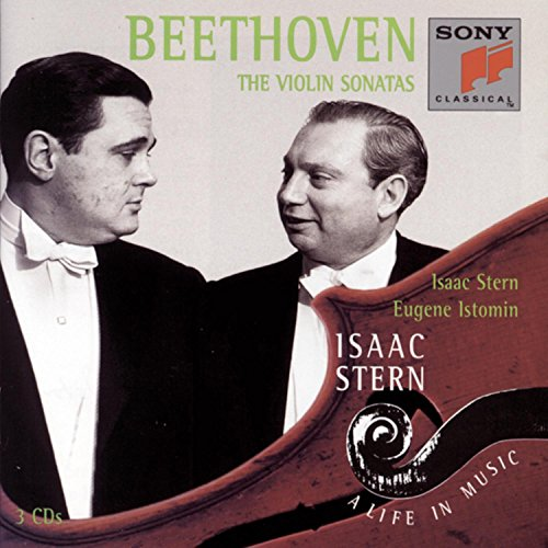 Beethoven: The Violin Sonatas (Isaac Stern - A Life in Music)