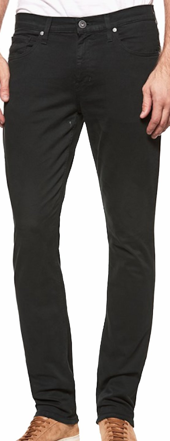 PAIGE Men's Pant Federal Shaded Pine Japanese Twill Pants M655710 5144 (36)