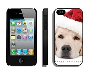 iphone covers Best Buy Christmas Dog Iphone 6 4.7 Case 6 Black