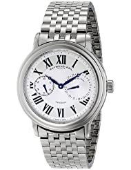 Raymond Weil Mens 2846-ST-00659 Maestro Stainless Steel Watch
