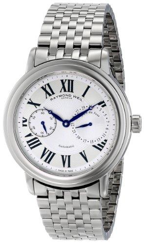 Raymond Weil Men's 2846-ST-00659 Maestro Stainless Steel Watch