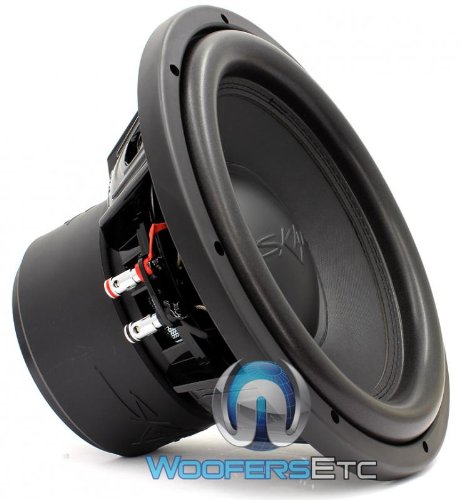 "VVX-12 V2 D2 - Skar Audio 12"" Dual 2-Ohm VVX Series Subwoofer"