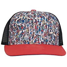 Where's Waldo Trucker Style Adult Adjustable Snapback Baseball Cap Hat