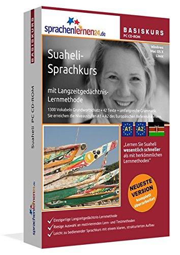 suaheli-basiskurs-mit-langzeitgedchtnis-lernmethode-von-sprachenlernen24-lernstufen-a1-a2-suaheli-lernen-fr-anfnger-sprachkurs-pc-cd-rom-fr-windows-10-8-7-vista-xp-linux-mac-os-x