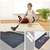 Linkax Rug Grippers, Non-Slip Anti Curling Rug