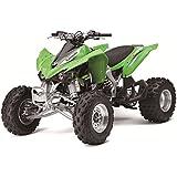 NewRay 57503 - ATV- Japón Quad Honda TRX-450R, Escala 1:12, Die Cast, Rojo