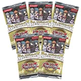 Yu-Gi-Oh Cards Zexal - RA Yellow Mega Pack - Booster Packs (YuGiOh! 5 Pack Lot)