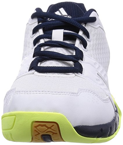 collegiate Blanc 3 Team Femme Navy Wei Chaussures Adidas Volleyball De Met Volley ftwr silver White WHgBqx0wO