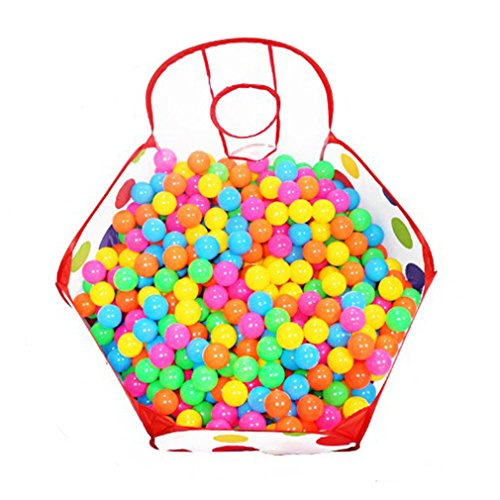 Rurah Collapsible Ball Tent Ball Pit Pool Storage Bag,Portable and Foldable Ball Pit for Toddlers Indoor and Outdoor Play (Balls Not Included)