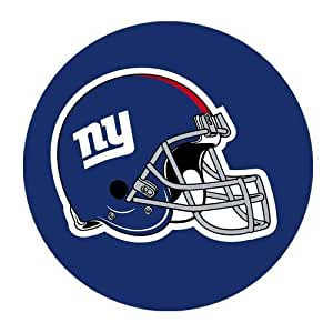 Custom New York Giants Mouse Pad Gaming Round Mousepad CM-1339