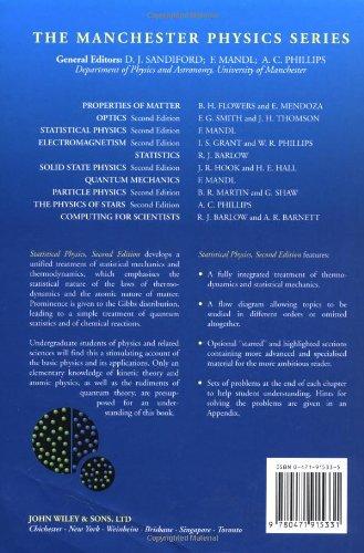 f mandl statistical physics