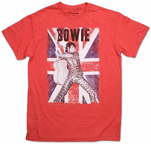 David Bowie- Union Bowie T-Shirt Size M
