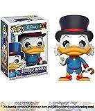 Scrooge McDuck: Funko POP! Disney x DuckTales Vinyl Figure + 1 Classic Disney Trading Card Bundle (20057)