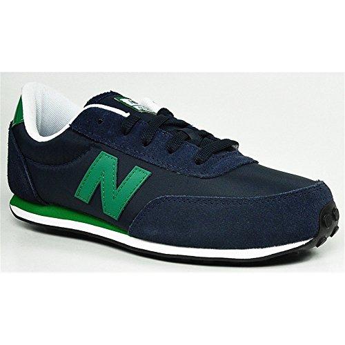 new balance azul con verde