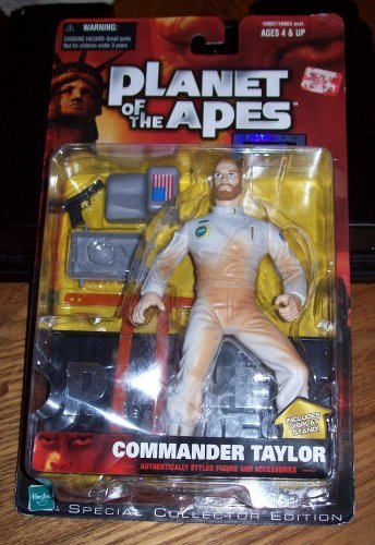 Planet of the Apes Commander Taylor Special Collector Edition