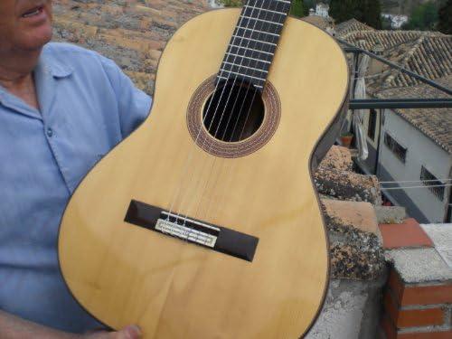 Guitarra Modelo Millennium India German Perez BARRANCO.Hecha a ...