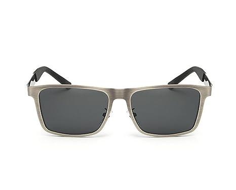 DZW Il nuovo colore Film uomo occhiali da sole polarizzati occhiali da sole , gray a