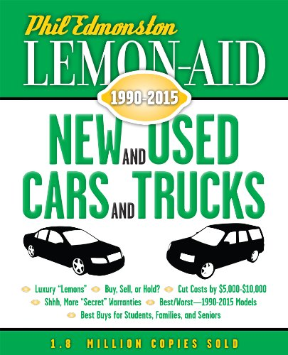 2000 Nissan Suv - Lemon-Aid New and Used Cars and Trucks 1990-2015