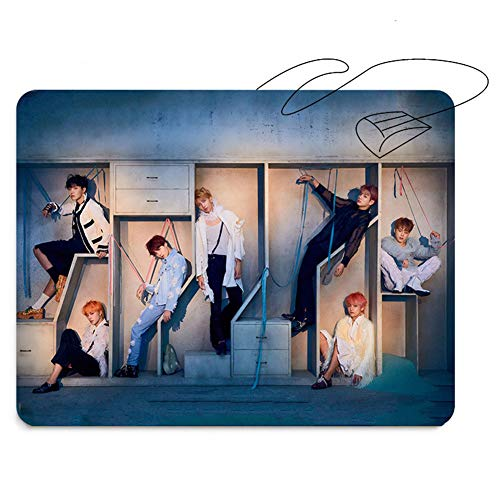 Hosston Kpop BTS Bangtan Boys Mouse Mat, BTS New Album《Love, used for sale  Delivered anywhere in USA