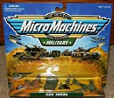 1960s Military Micro Machines #24 Collection
