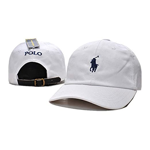 Generic New Polo Cap with Fine Embroidery Small Pony Logo Hat ... 2b68b8a639d