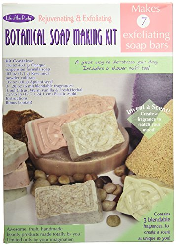 Life of the Party Botanical Soap Making Kit, ()
