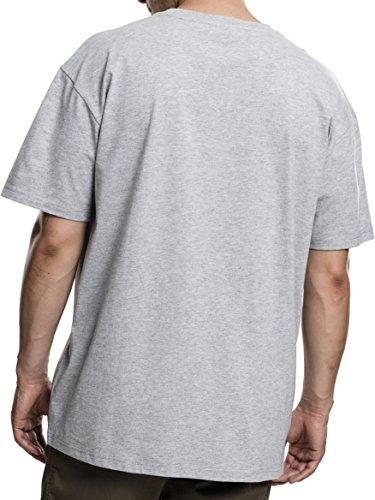 Classics Urban Tee épais Grau shirt oversize shirt Herren T 111 gris FPqdP