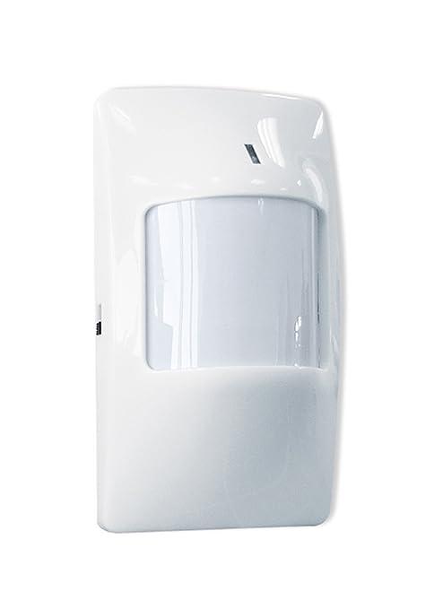 Idk DAT-200 - Alarma del detector de movimiento inalámbrico para al-g09 /