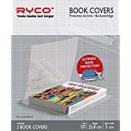 Rhino Self-adhesive Book Covers - 3 Pack (Large)