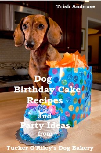 Dog Birthday Cake Recipes And Party Ideas By Ambrose Trish