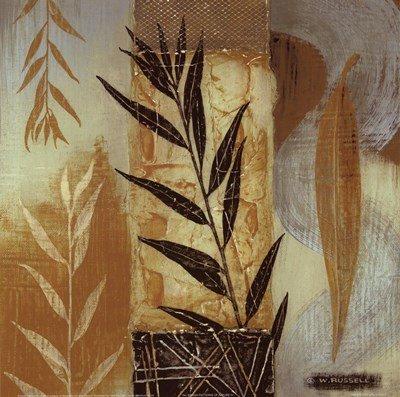 自然のパターンIV by Wendy Russell – 12 x 12インチ – アートプリントポスター 12  x 12  Inch LE_255657 B01MTT8YOJ Unframed Print