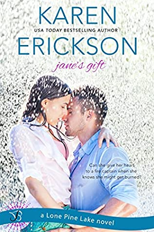 book cover of Jane\'s Gift