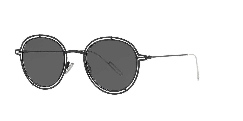 Dior Homme 0210S Sonnenbrille Palladium Schwarz S8JY1 49mm Q5xzw