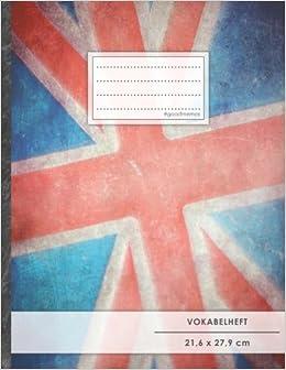 2 Spalten  NEU Brunnen Vokabelheft A4 40 Blatt