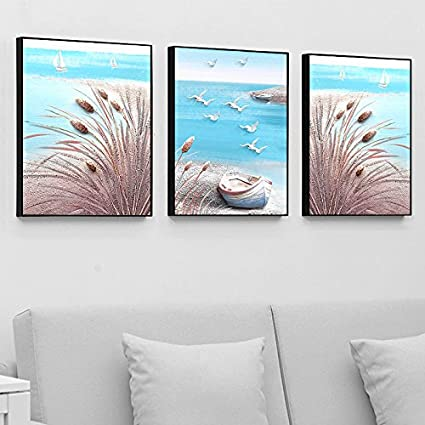 Amazon Com Paintsh Living Room Decoration Painting Bedroom Wall