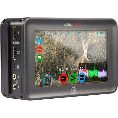 Atomos Ninja Blade 5'' HDMI On-Camera Monitor & Recorder by Atomos