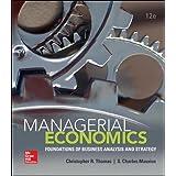 Managerial Economics (The Mcgraw-hill Economics Series)