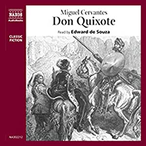 Don Quixote Audiobook
